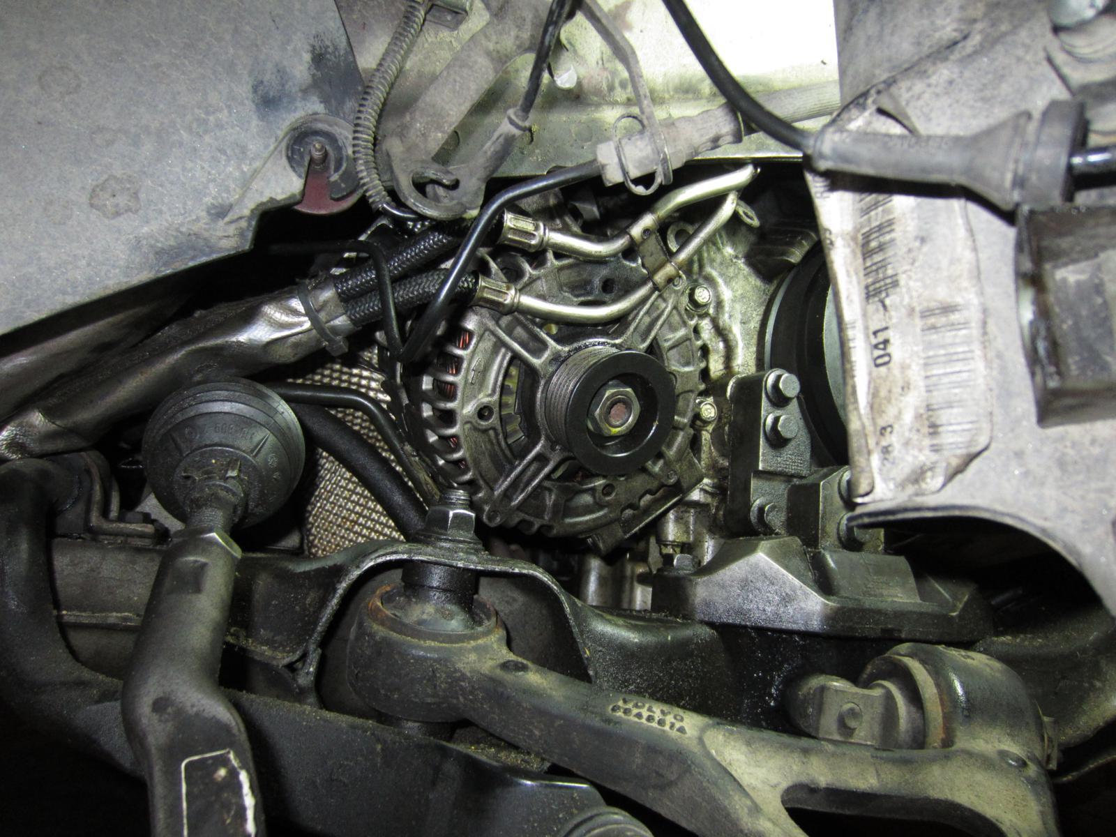 on 2006 Volvo Xc90 Engine