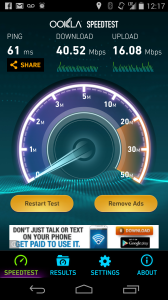 AT&T 4G LTE in Austin